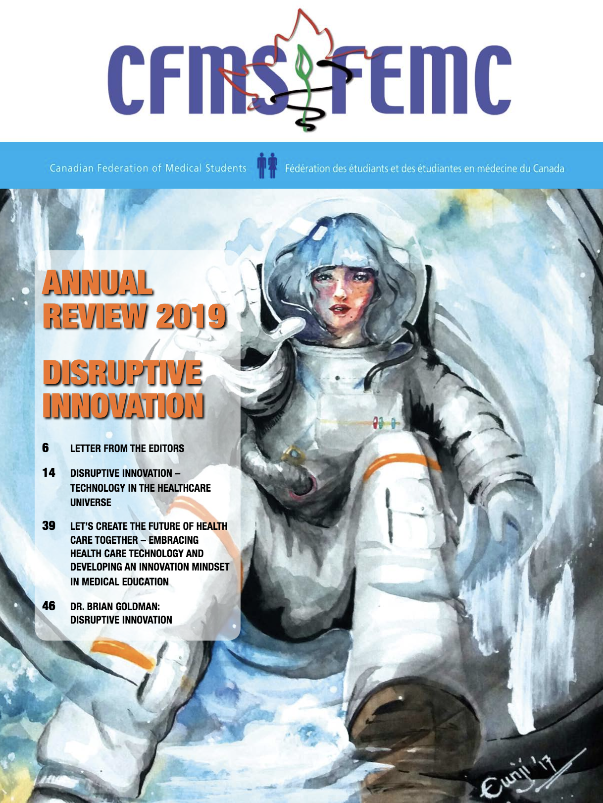 ANNUAL REVIEW 2019 DISRUPTIVE INNOVATION